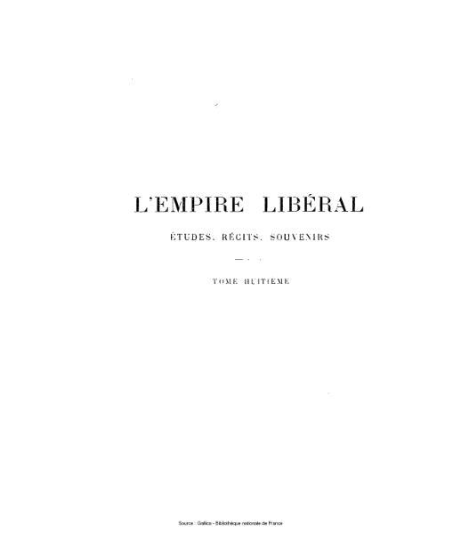 File:Ollivier - L'Empire libéral, tome 8.djvu