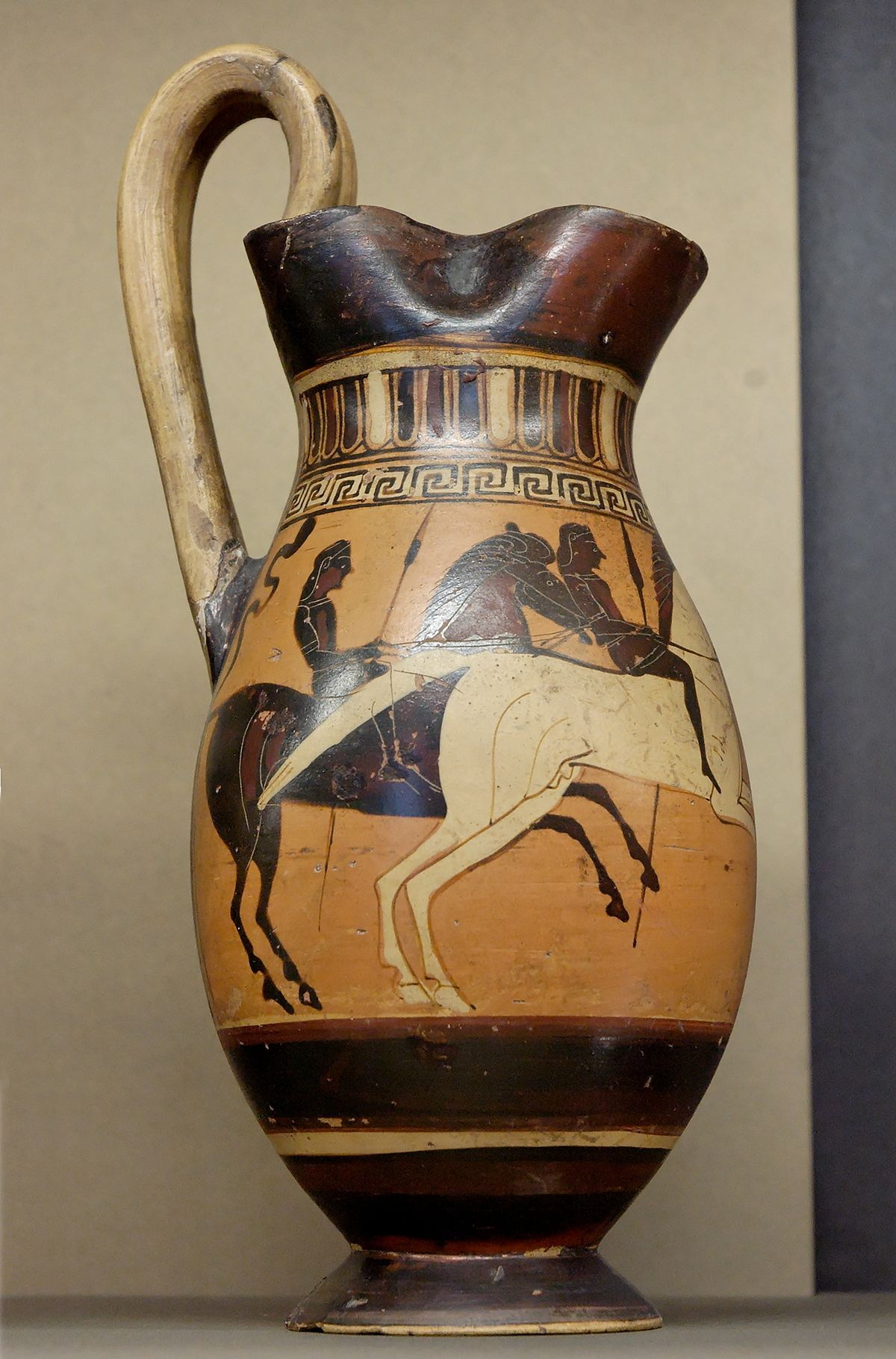 Olpe Vase Wikipedia
