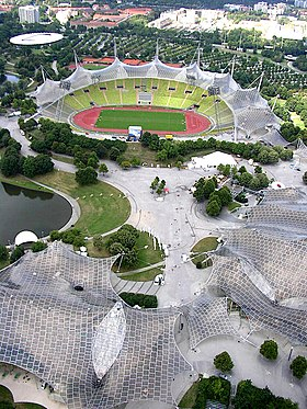 Image illustrative de l'article Parc olympique de Munich