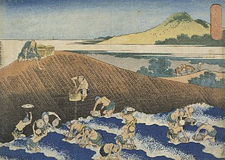 One Thousand Water Sceneries: Fishing at Kinugawa
