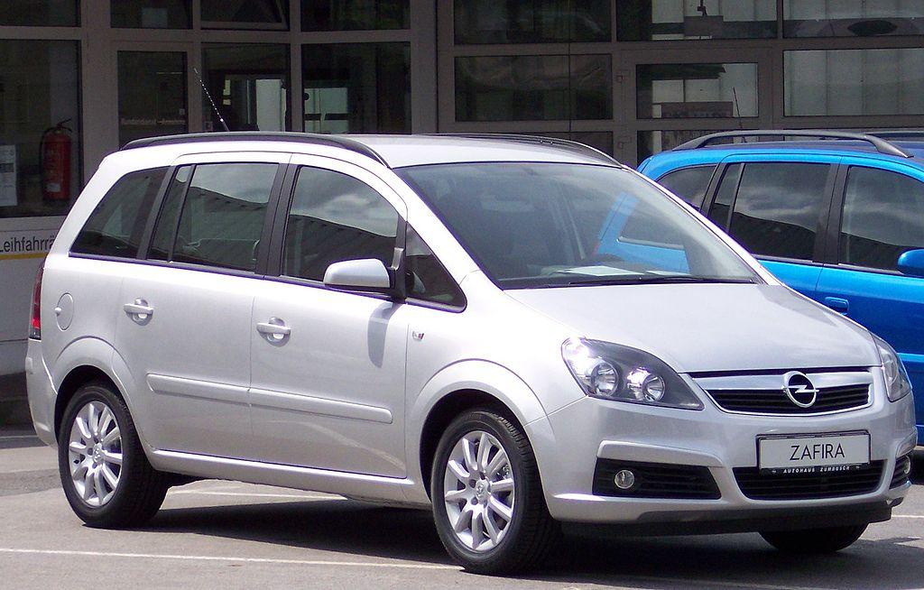 Archivo:Opel Zafira 08-7-2005 silver vr.jpg - Wikipedia, la ...