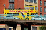 Open-top bus, Belfast,