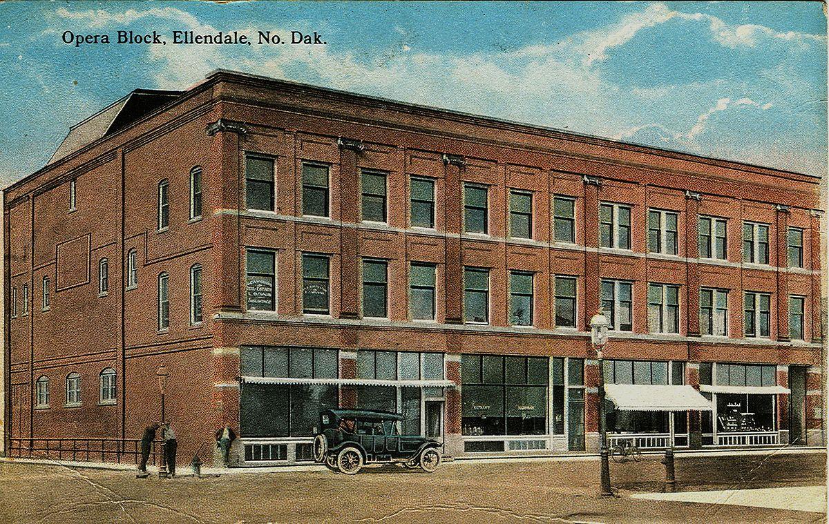 Ellendale Opera House Block - Wikipedia