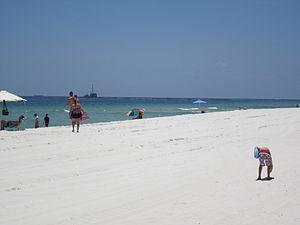 Orange Beach, Alabama - Orange Beach in 2010