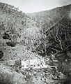 Original-Accommodation-and-Kitchen-built-by-Jeremiah-Wilson-at-Jenolan-Caves approx 1880.jpg