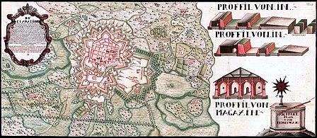 Timișoara Fortress - Wikipedia