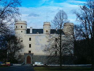 Orlík nad Vltavou - Orlík Castle
