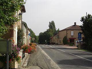 Ornézan Commune in Occitanie, France