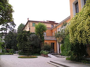 Orto botanico di Padova - Image: Orto Bot Padova Macchia mediterranea
