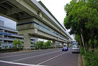 Nakafuto Station (Osaka) - Nakafuto Station