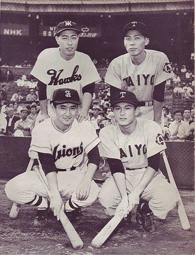 1956年のオールスターゲーム (日本プロ野球) - Wikiwand