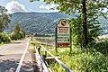 Ossiach Alt-Ossiach Bleistättermoor-Straße Ossiacher Gemeindeanfang 04062018 3584.jpg