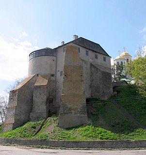 Ostroh Castle castle