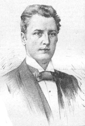 Otto Rippert - Otto Rippert, by Jan Vilimek (1896)