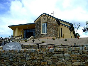 Kerrykeel - Our Lady of Lourdes Roman Catholic church
