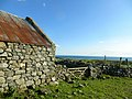 Out to sea from Egryn Abbey Farm - May 2013 - panoramio.jpg