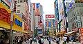 Outside Akihabara Station.jpg