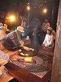 Oyaki Being Cooked.JPG