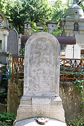 Tomb of Levavasseur and Beslay