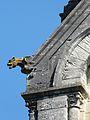 Périgueux église St Georges gargouille clocher.JPG