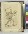 Période Gauloise Historique - soldat Gaulois au combat (NYPL b14896507-1235264).tiff