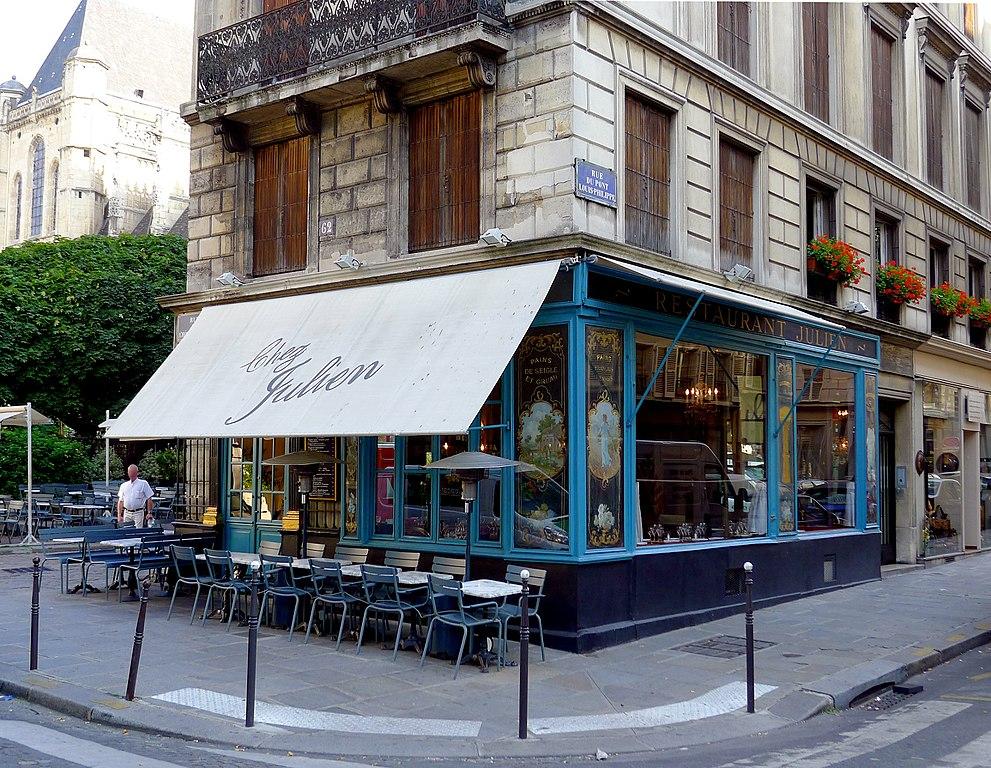 Restaurant Chez Philippe Contrecoeur Menu