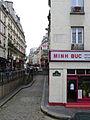 P1240992 Paris V rue basse des Carmes montagne ste Genevieve college Dace rwk.jpg