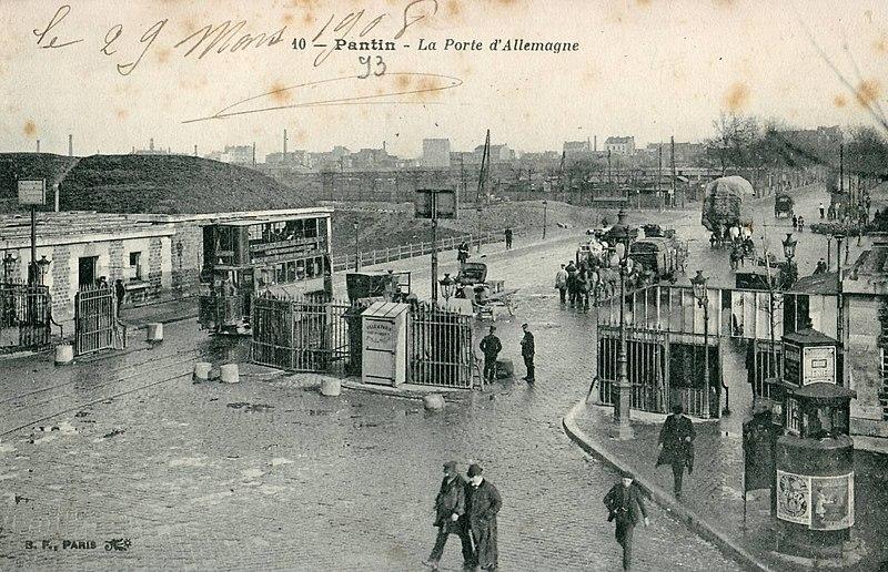 Fichier:PANTIN - La Porte d'Allemagne.JPG