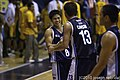 PCCL 2010 Quarterfinals- Adamson Falcons vs. FEU Tamaraws, Nov. 29, 2010-004.jpg