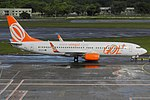 PR-GTC GOL Transportes Aéreos Boeing 737-800 - cn 34277 ln 2028 (19205789912).jpg