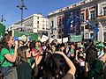 Pañuelazo en la Puerta del Sol.jpg