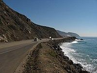 Pacific Coast Highway, Santa Monica Mountains National Recreation Area, California (3124893079).jpg