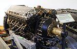 Packard Merlin V1650-7 aircraft engine - Hiller Aviation Museum - San Carlos, California - DSC03052.jpg