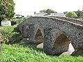Packhorse Bridge at Moulton - geograph.org.uk - 1671746.jpg