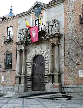 Roman Catholic Archdiocese of Toledo - Archbishop's Palace (Palacio Arzobispal) in Toledo