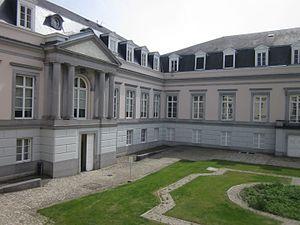 Giovanni Niccolò Servandoni - Egmont Palace, Brussels