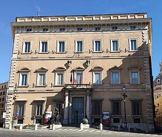 Palazzo Valentini palazzo