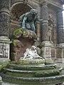 Palazzo del luxembourg fontana di maria de' medici 05.JPG