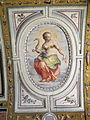 Palazzo di sforza almeni, sala con affreschi, figura allegorica 05.1.JPG