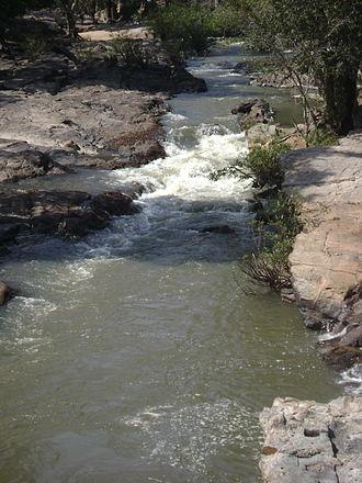 Pambar River (Kerala) - Image: Pambar River