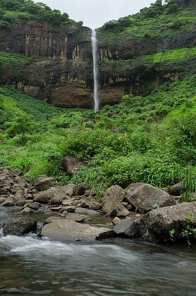 File:Pandavkada Waterfall.jpg