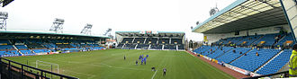 Rugby Park - Image: Panorama Rugby Park