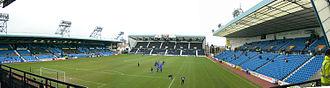 Kilmarnock F.C. - Image: Panorama Rugby Park