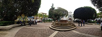 Guaynabo, Puerto Rico - Guaynabo's main town square, Puerto Rico
