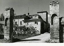 Casa rurale. Foto di Paolo Monti, 1974
