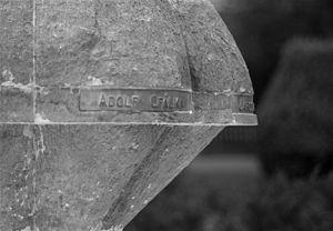 Jephson Gardens - Czech Memorial Fountain