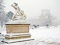 Paris - Thésée combattant le Minotaure sous la neige.jpg