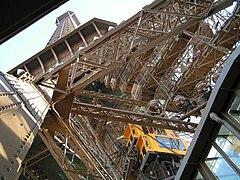 Histoire de la tour eiffel wikip dia - Construire son ascenseur ...