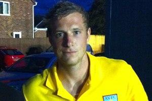 Elliot Parish - Elliot Parish with Aston Villa in August 2011