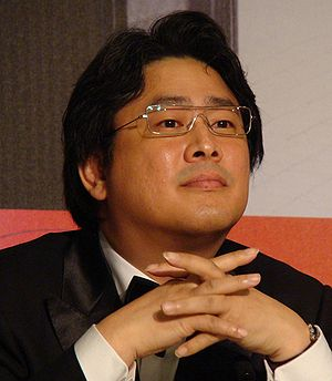 Park Chan-wook - Park Chan-wook at the 2009 Cannes Film Festival